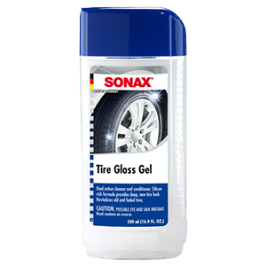 Sonax Tire Gloss Gel 500mL Passion Detailing