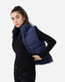 Puffer Jacket with Flap Pockets