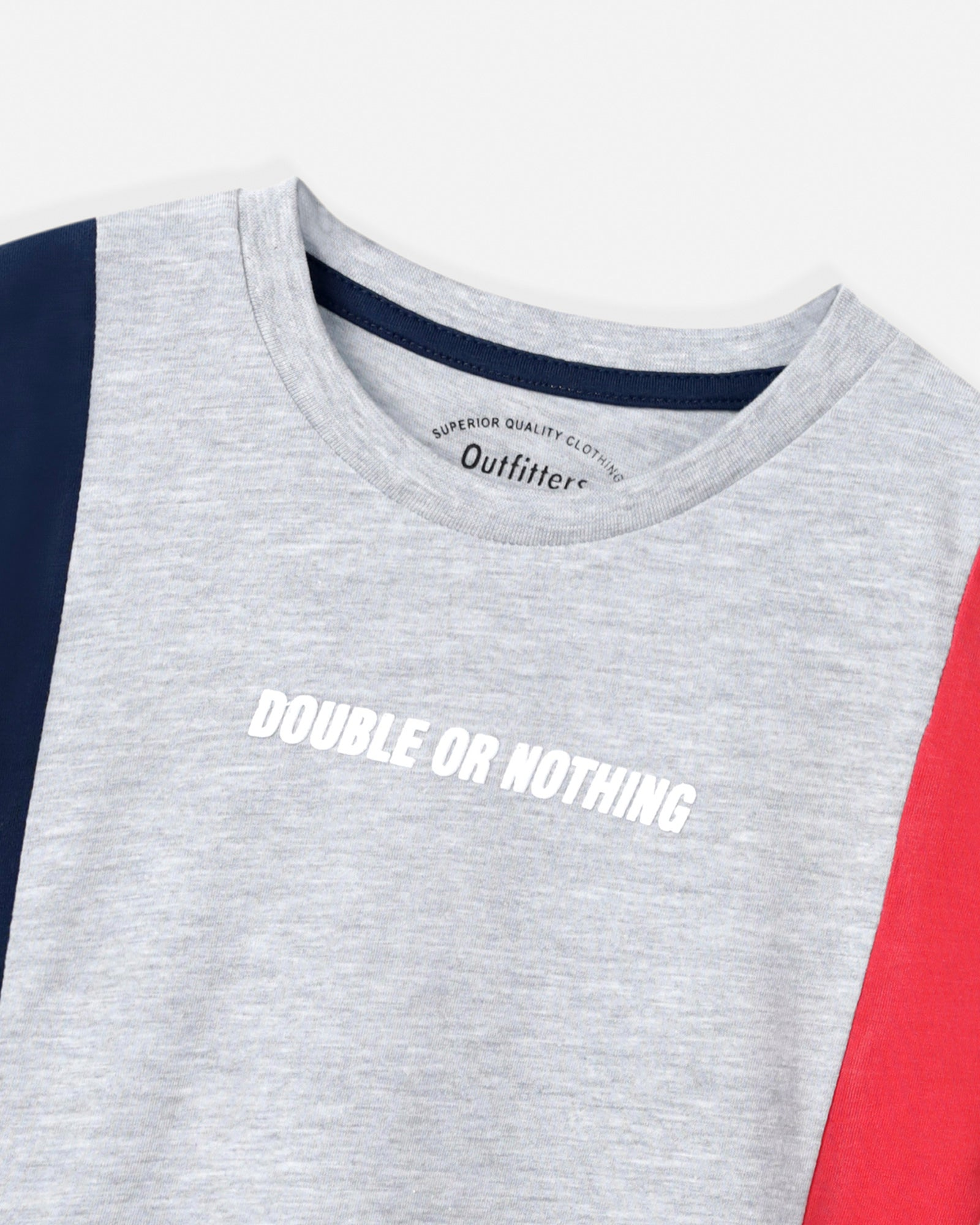 Double Or Nothing' Graphic T-Shirt