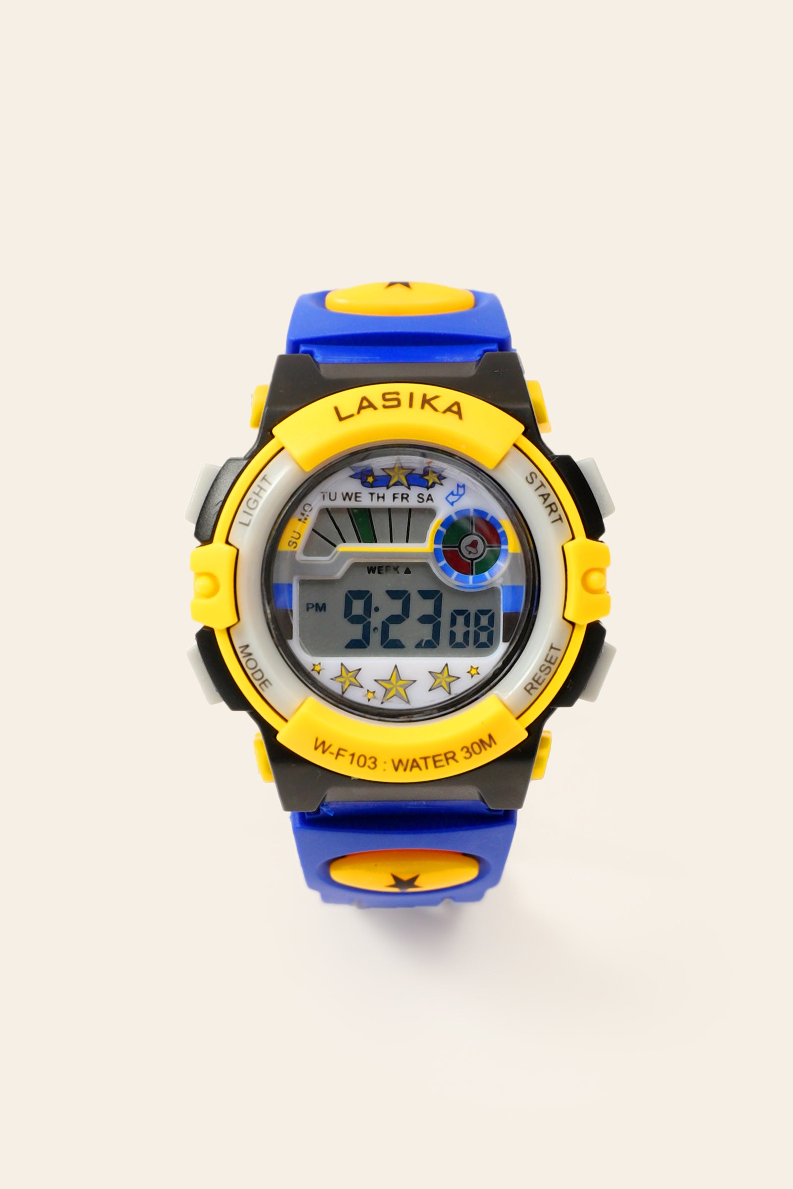 Digital Strap Watch