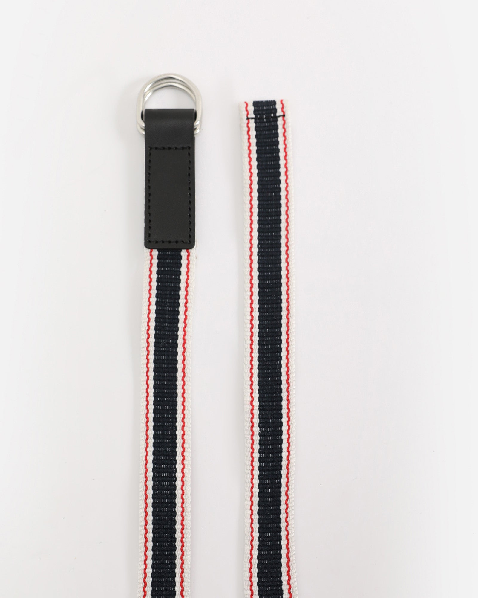 Twill Textured Nautical Loop Belt
