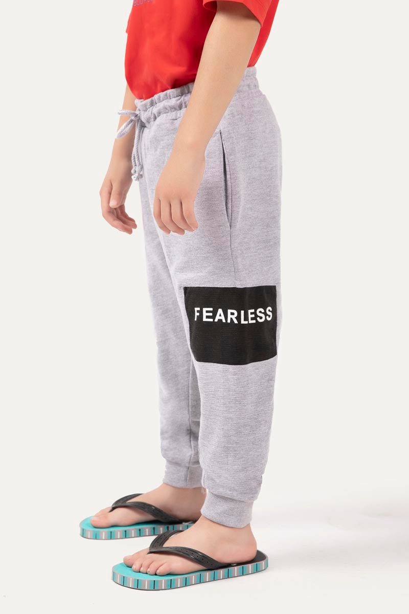 Fearless' Printed Trouser