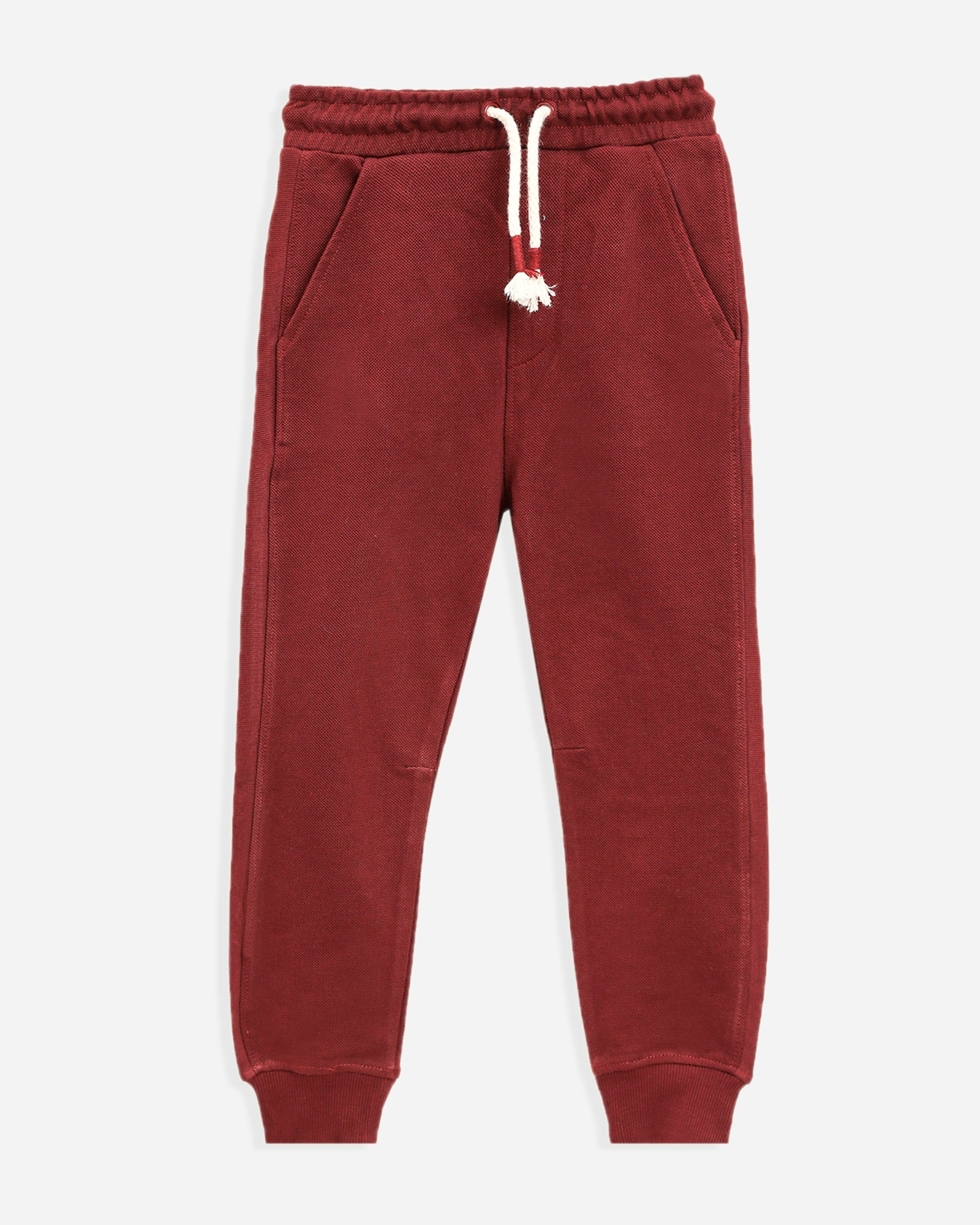 Side Pocket Jogger Pants