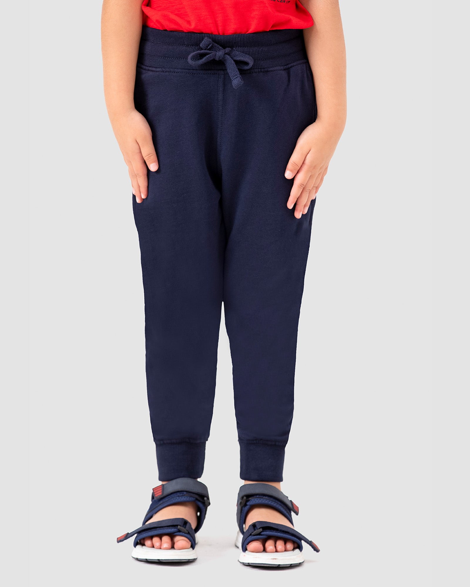 Jogger Trouser with Tie Knot