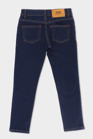 Regular Fit Jeans Dark Blue