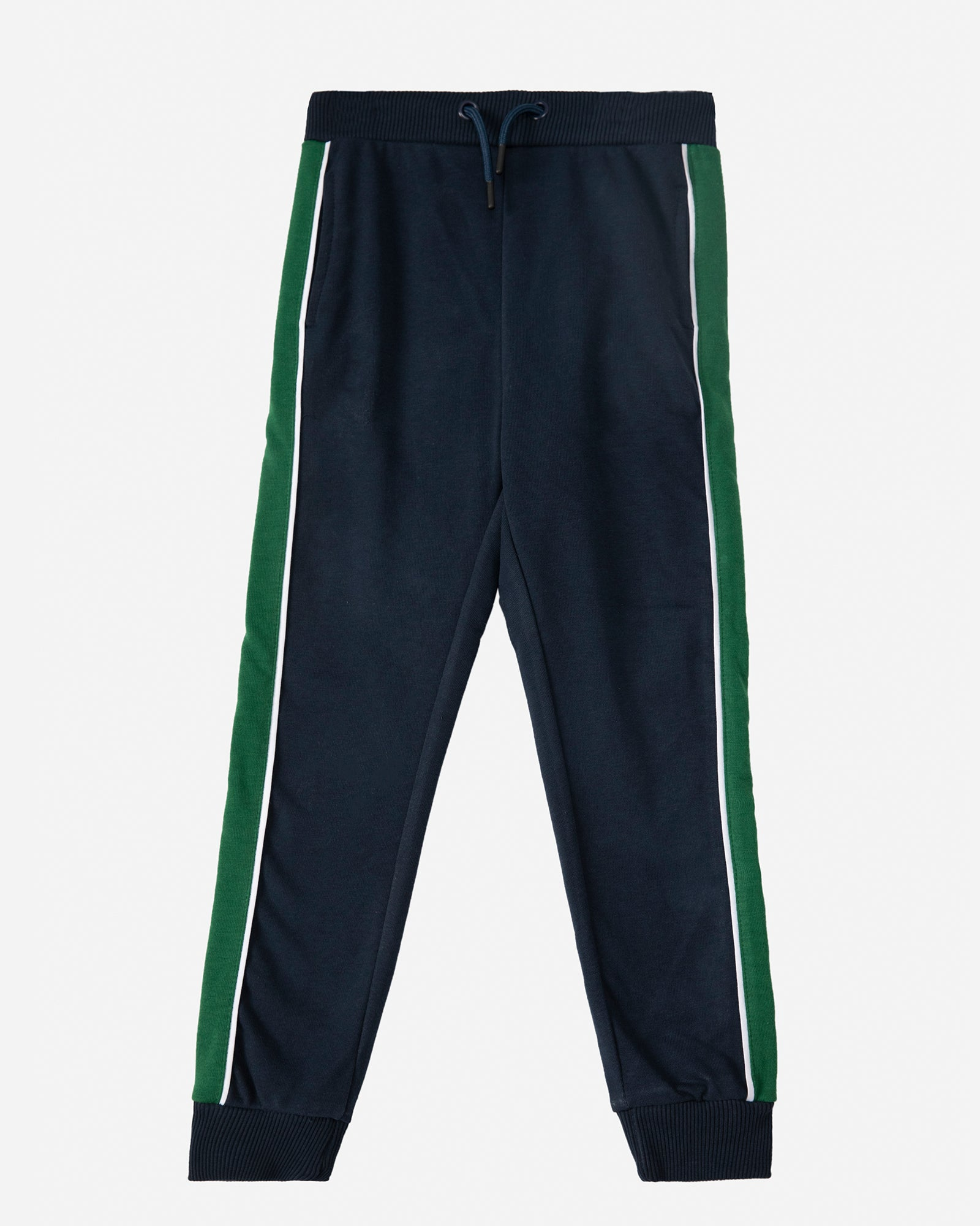 Joggers with Side Stripe