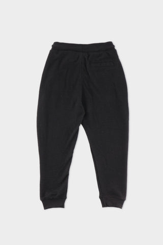 Black Trouser With Cuffs