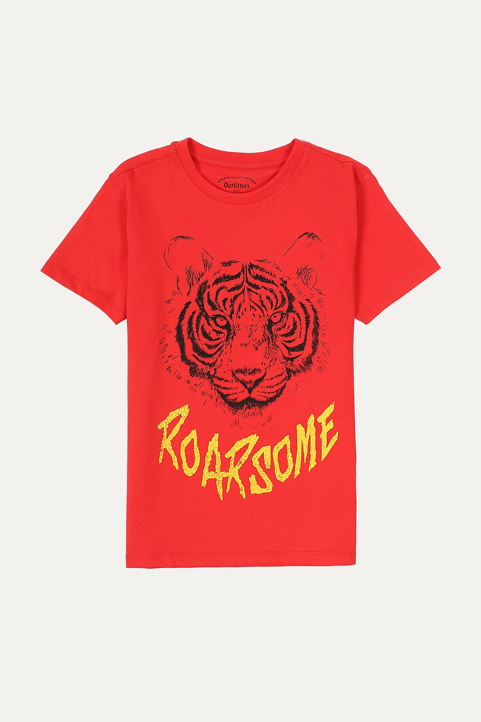 Roarsome' graphic t-shirt