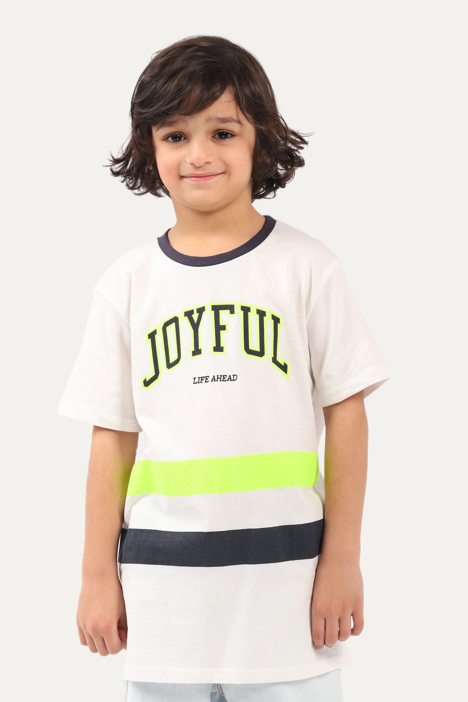 Joyful Life Ahead' T-Shirt