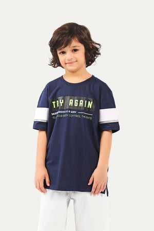 """Try Again"" T-SHIRT"