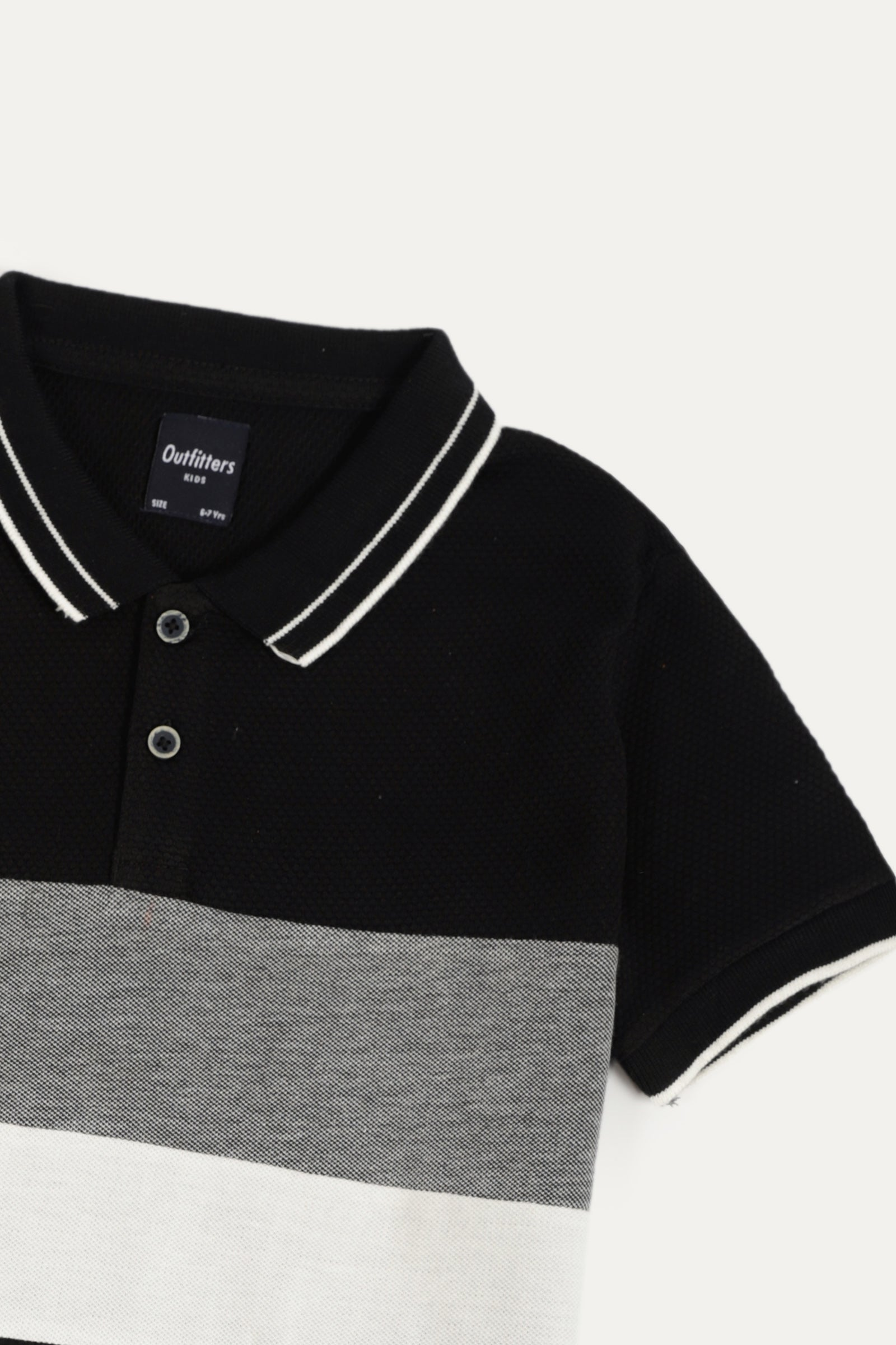 Buttoned Polo Shirt