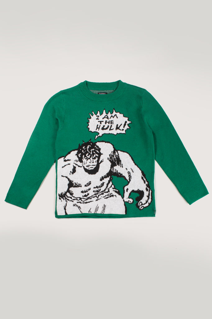 Hulk sweater