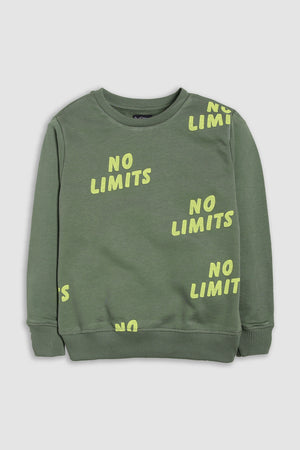 No Limits' Sweatshirt