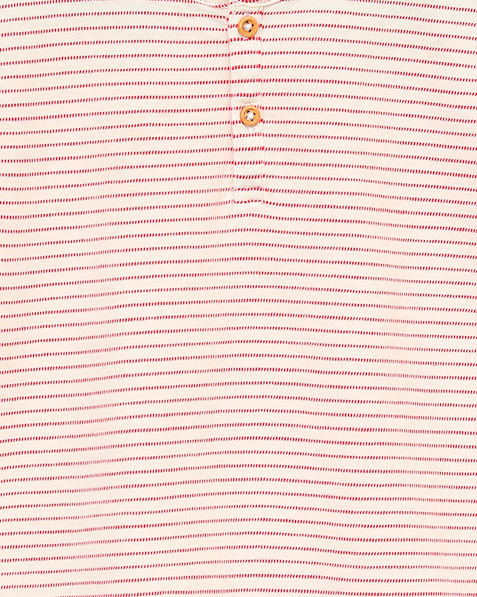 Henley Striped T-Shirt