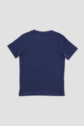 Graphic T-Shirt Navy