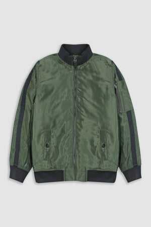 Parachute Zip-up Jacket