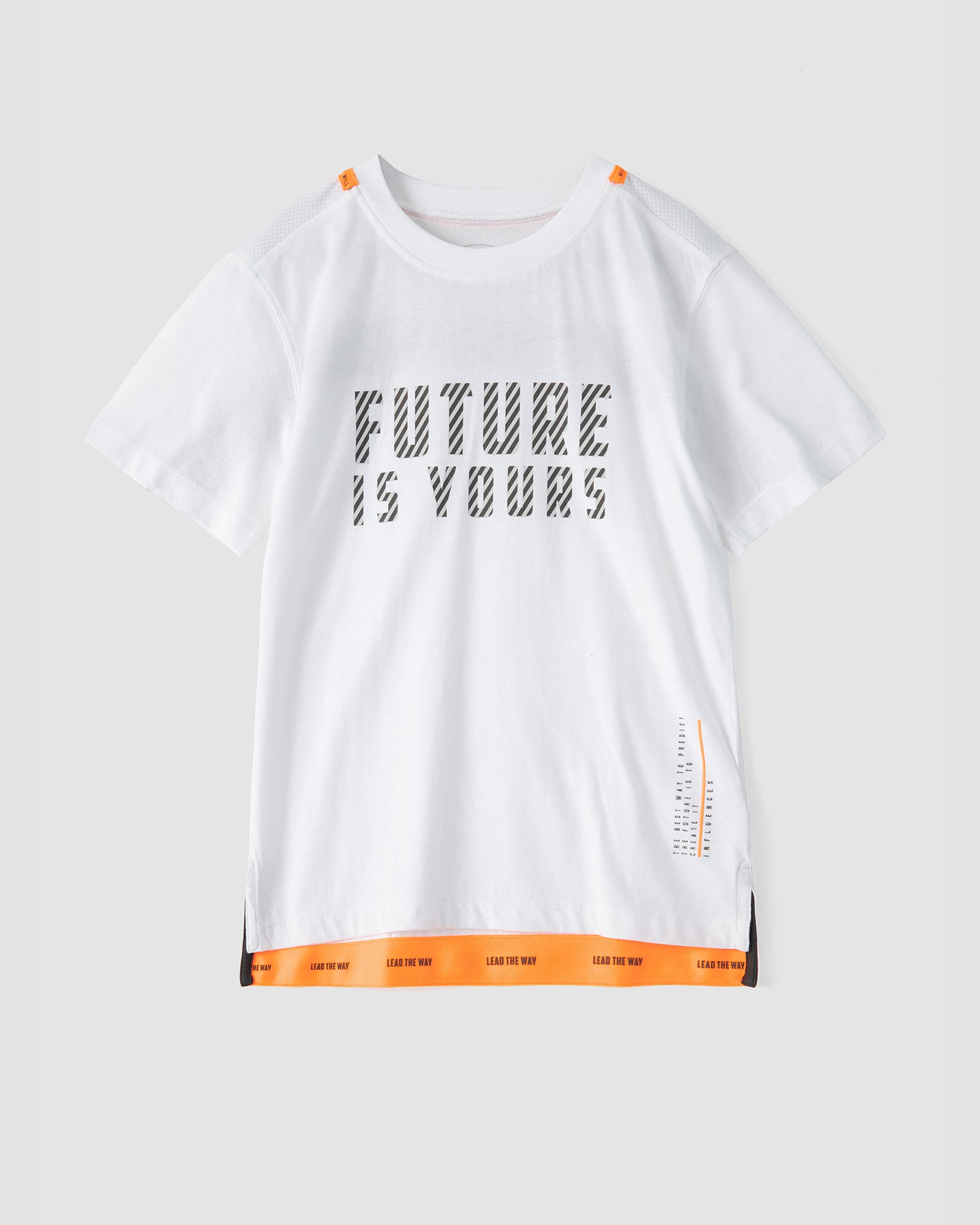 'Future Is Yours' Printed Tee