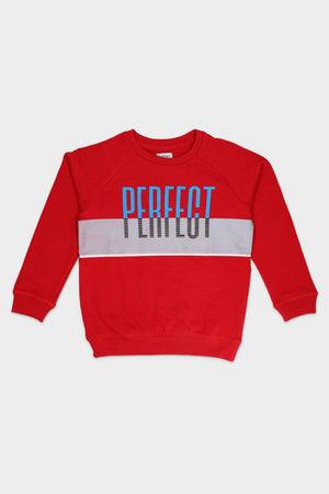 "Two Tone ""Perfect"" Sweatshirt"