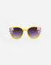 Unicorn Frame Sunglasses