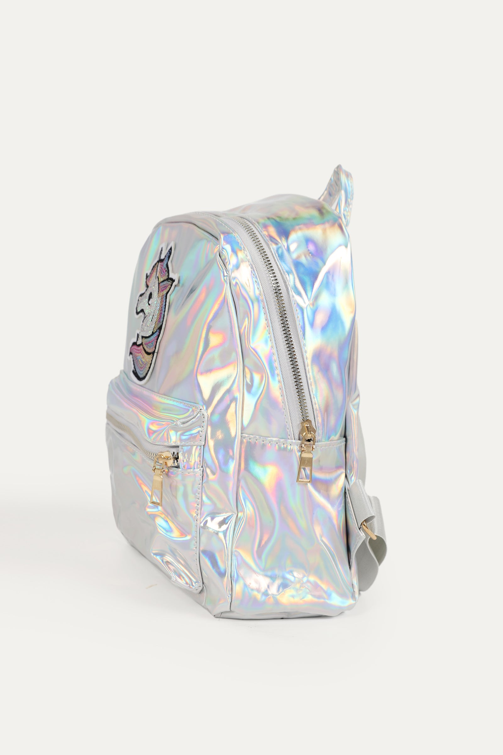 Sequin Backpack Bag