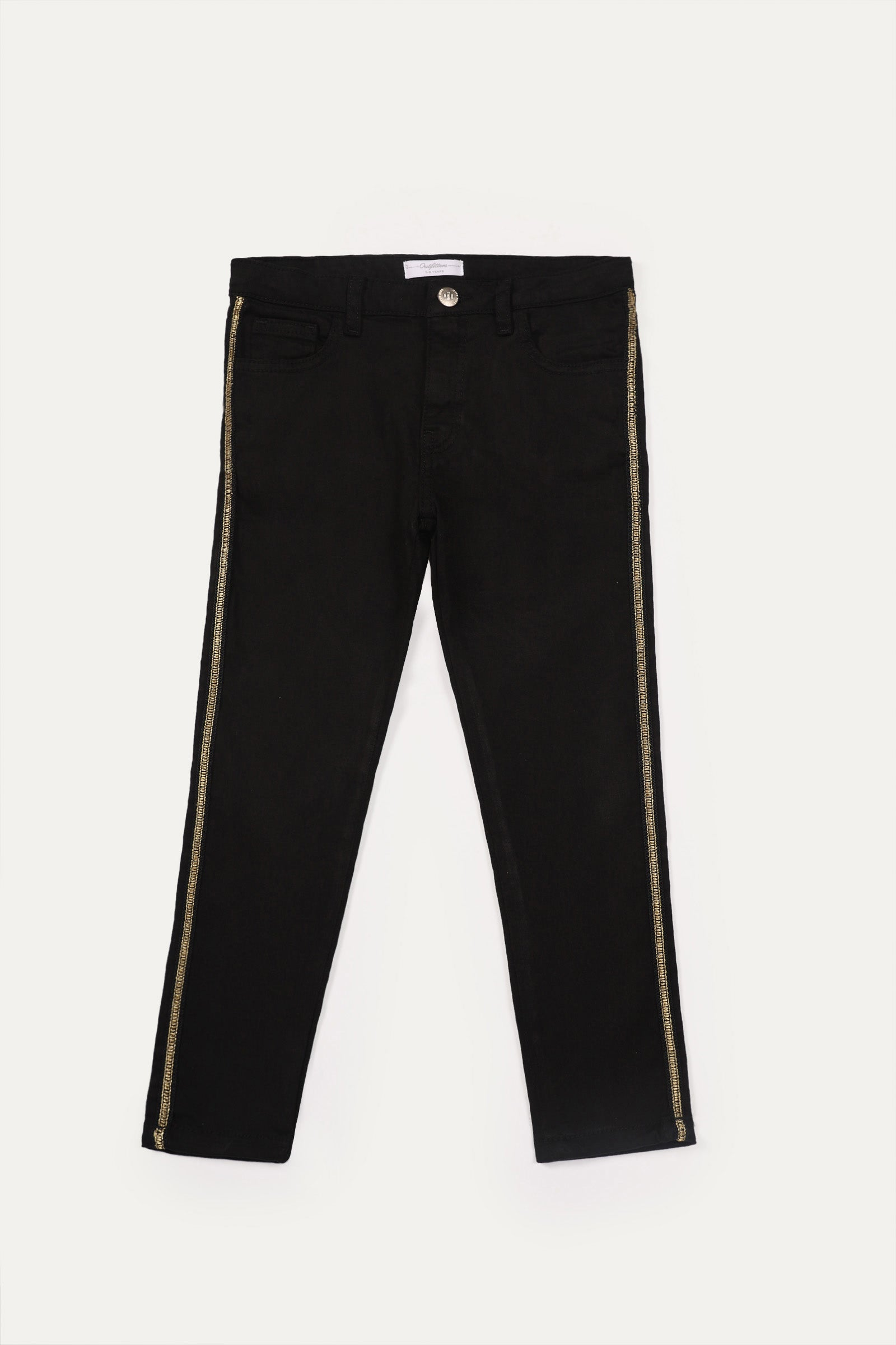 Sides Stripes Chinos Pant