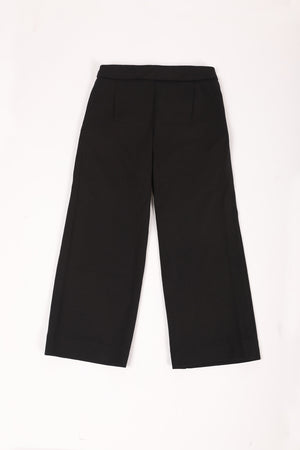 Wide-cut pants