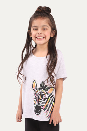 Tribal Zebra T-shirt