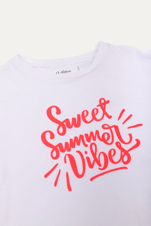 Sweet Summer Vibes' T-shirt