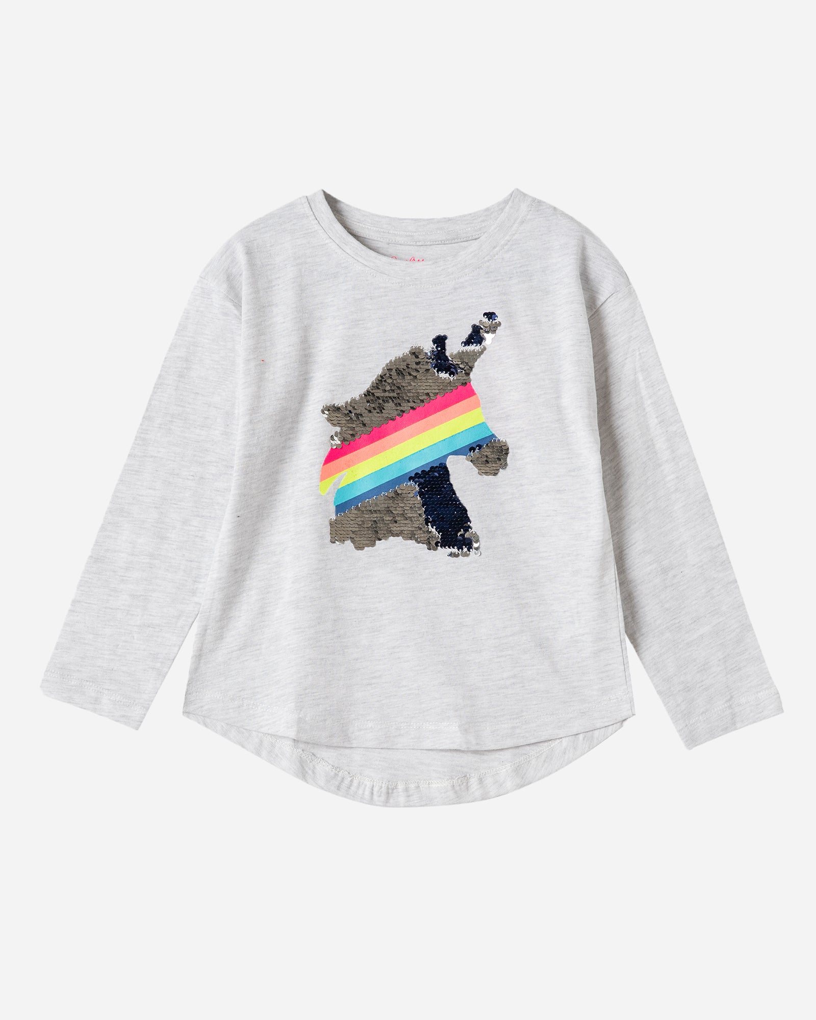 Sequined Unicorn T-Shirt