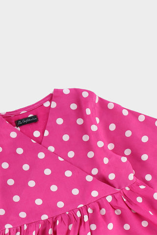 Large Polka Dots Shirt