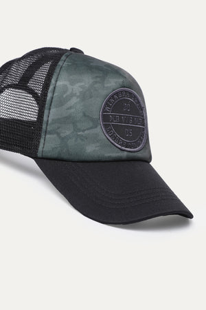 Embroidery Patch Cap