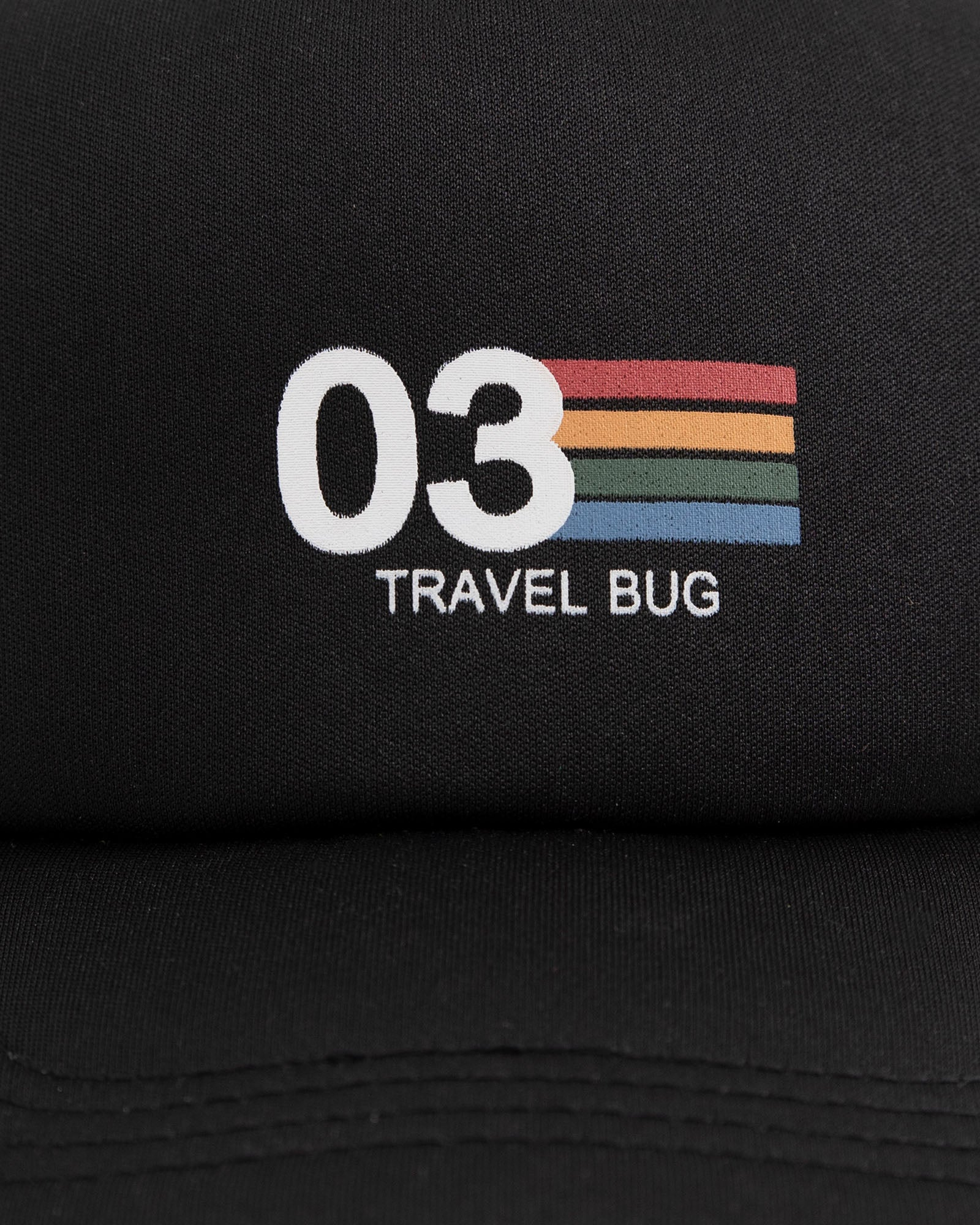Travel Bug P-Cap