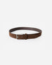 Suede Textured Waist Belt