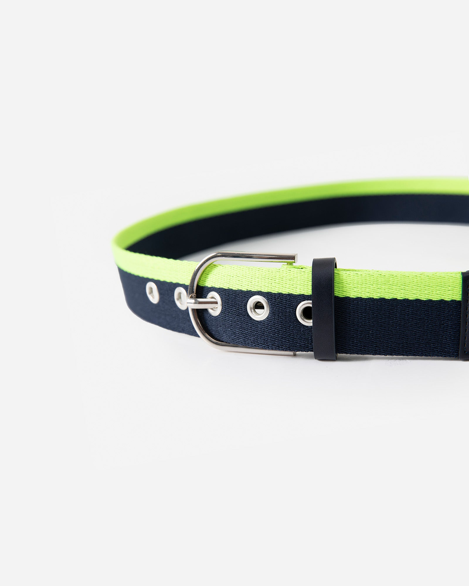 Twill Waist Belt with Eyelets