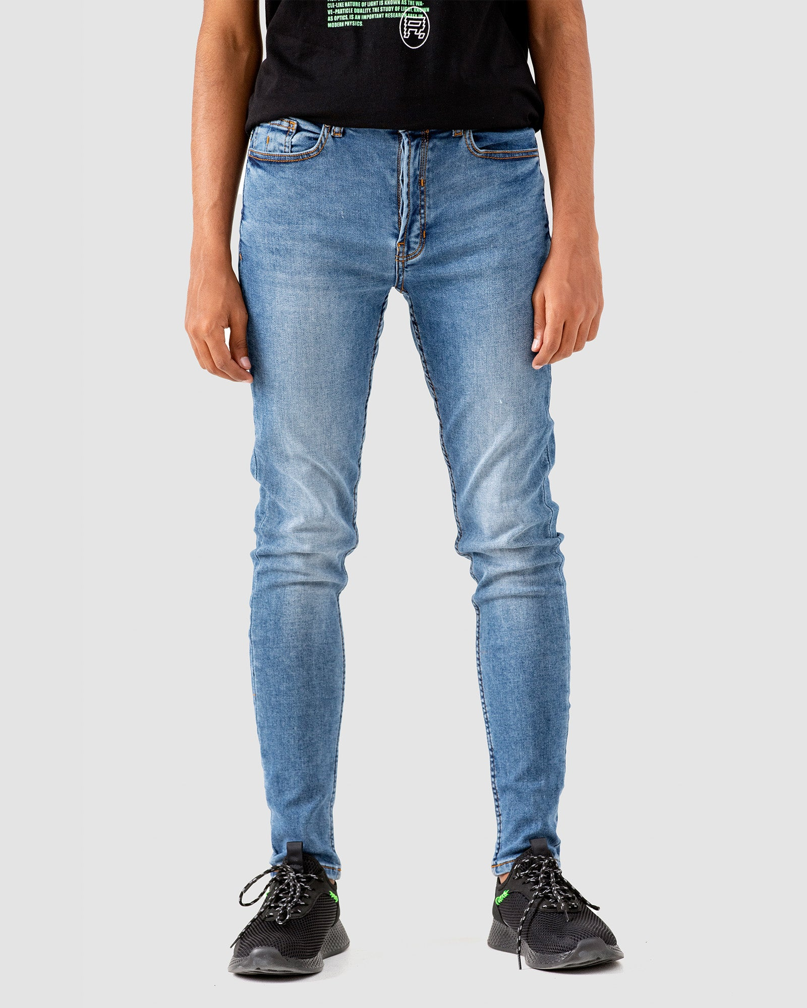 Skinny Fit Jeans with Stretch