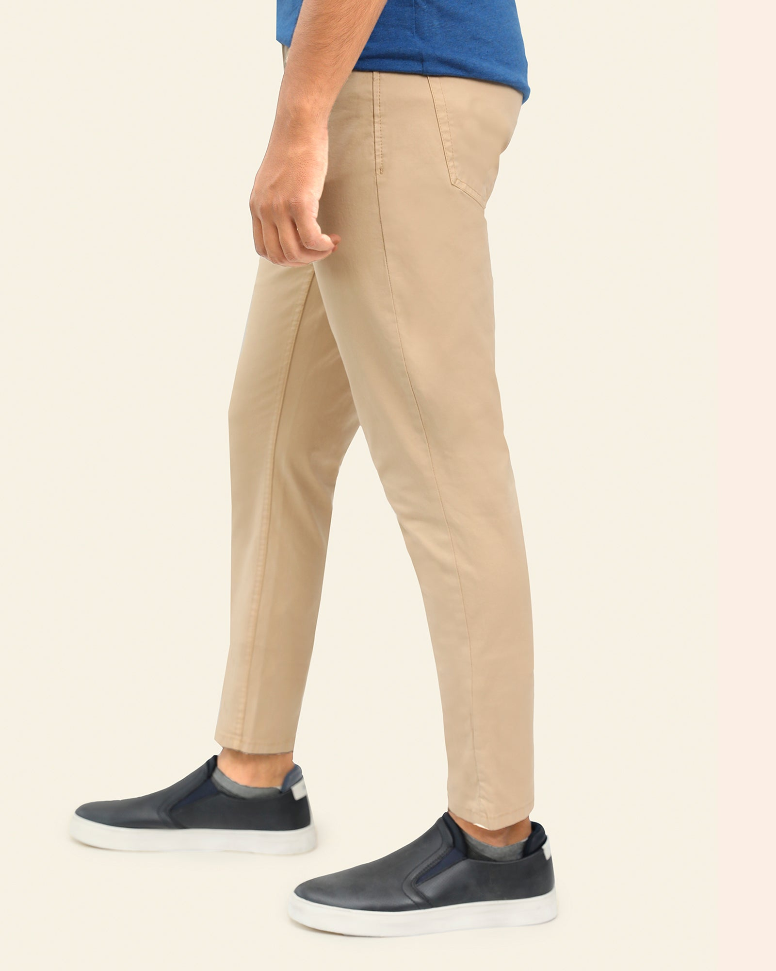 Five Pocket Tailored Trousers