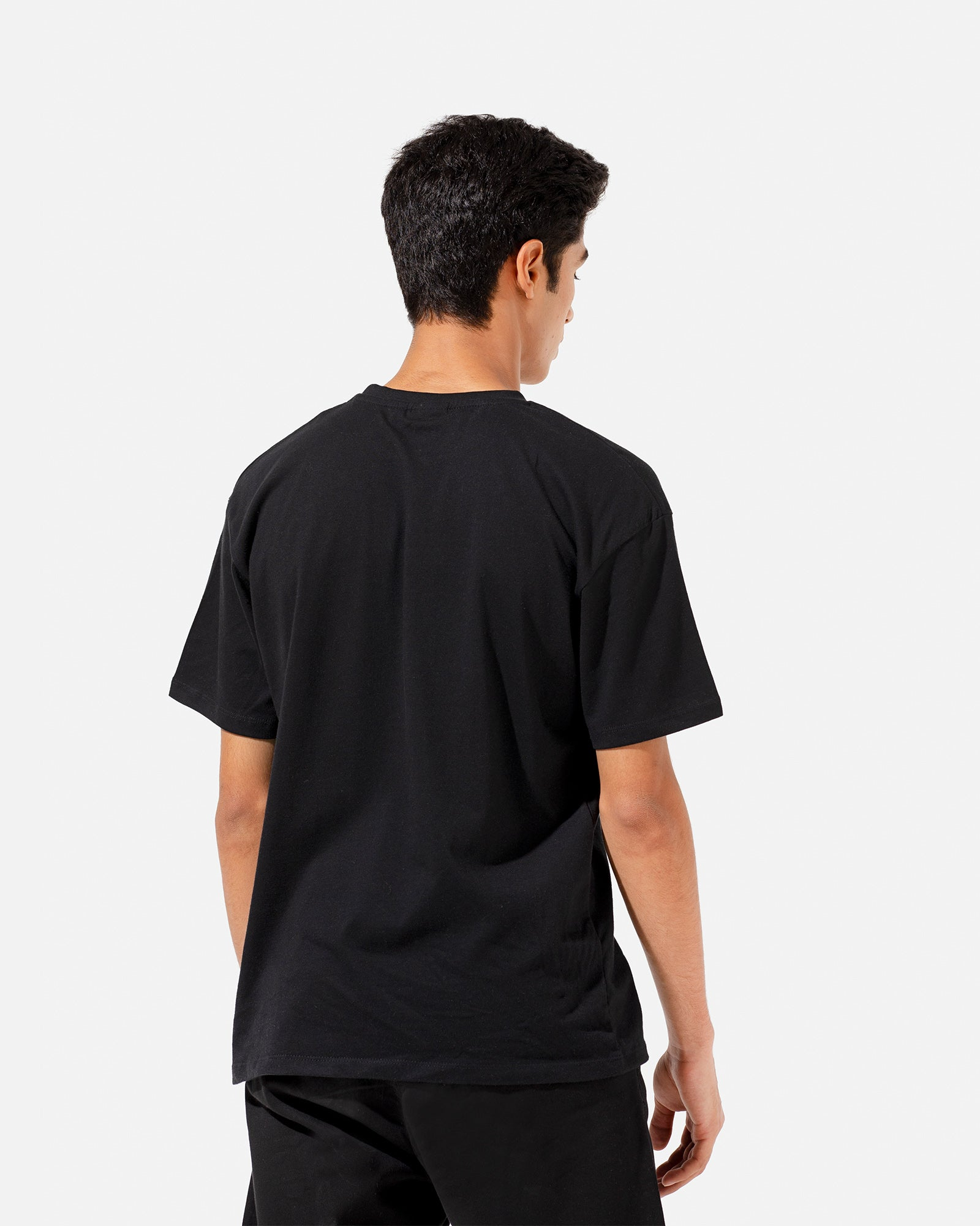 Relax Fit Crew Neck Tee