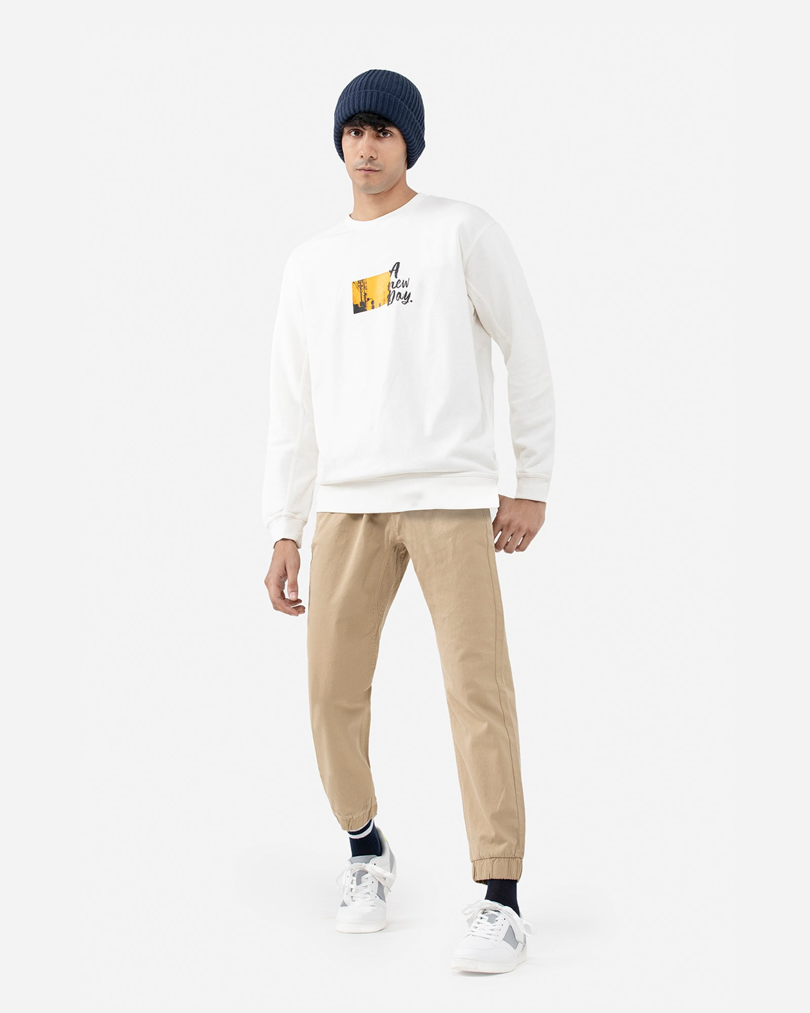 A New Day Sweatshirt