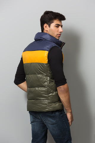 ZIPPER PARACHUTE JACKET