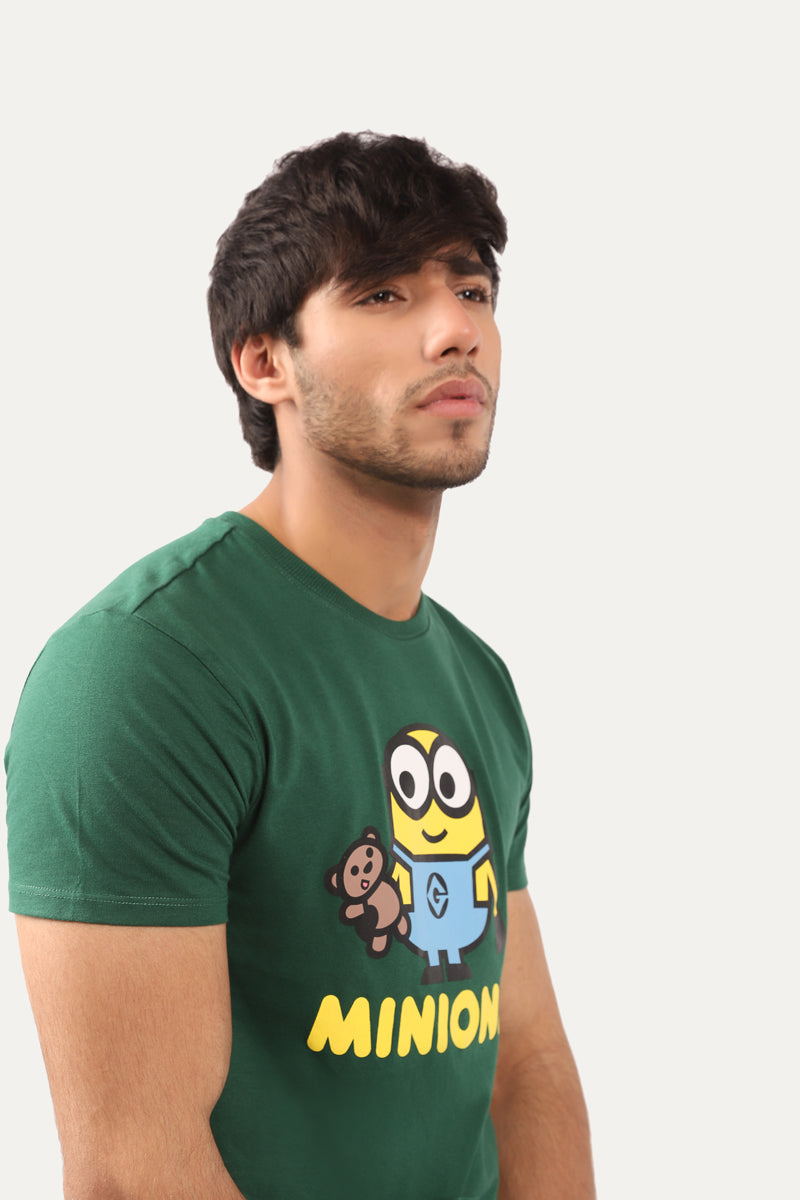 Minion Graphic t-shirt