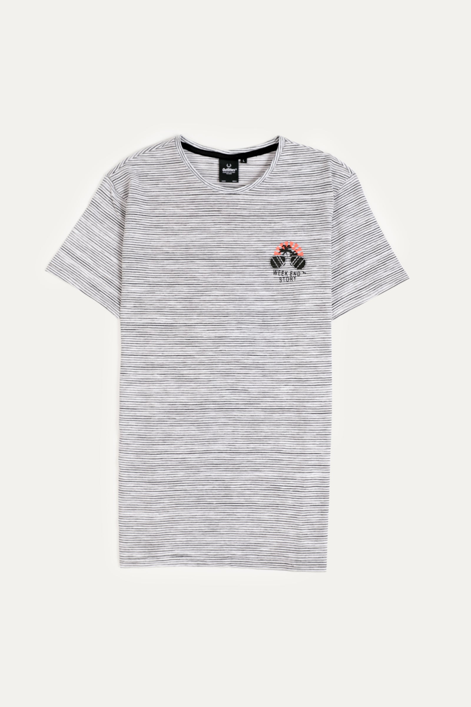 Weekend Story' Graphic T-Shirt