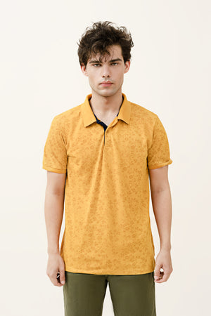 Design Printed Polo Shirt