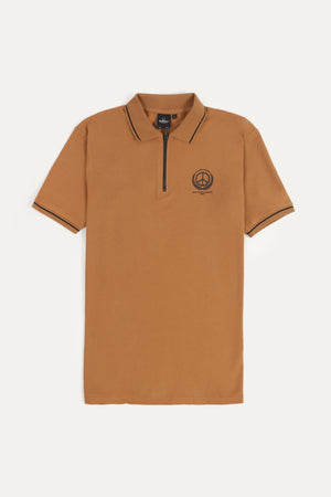 Logo' Detail Polo Shirt