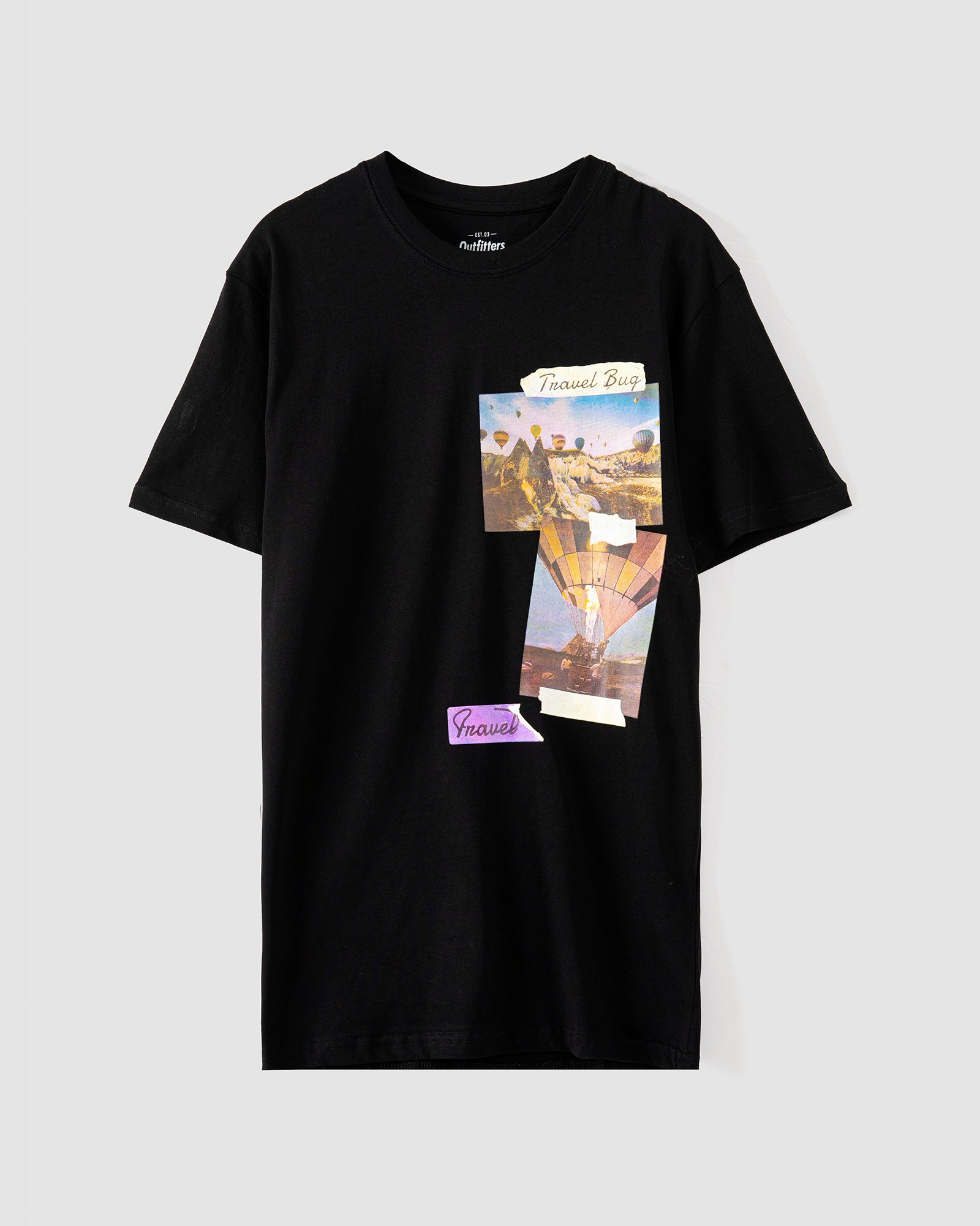Travel Bug Graphic Tee