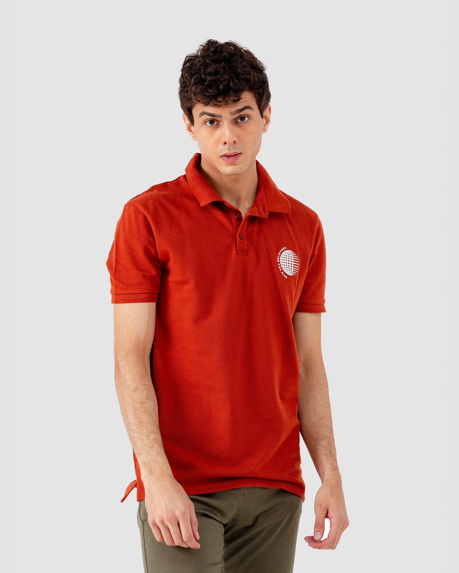 New Era Believers Polo Tee