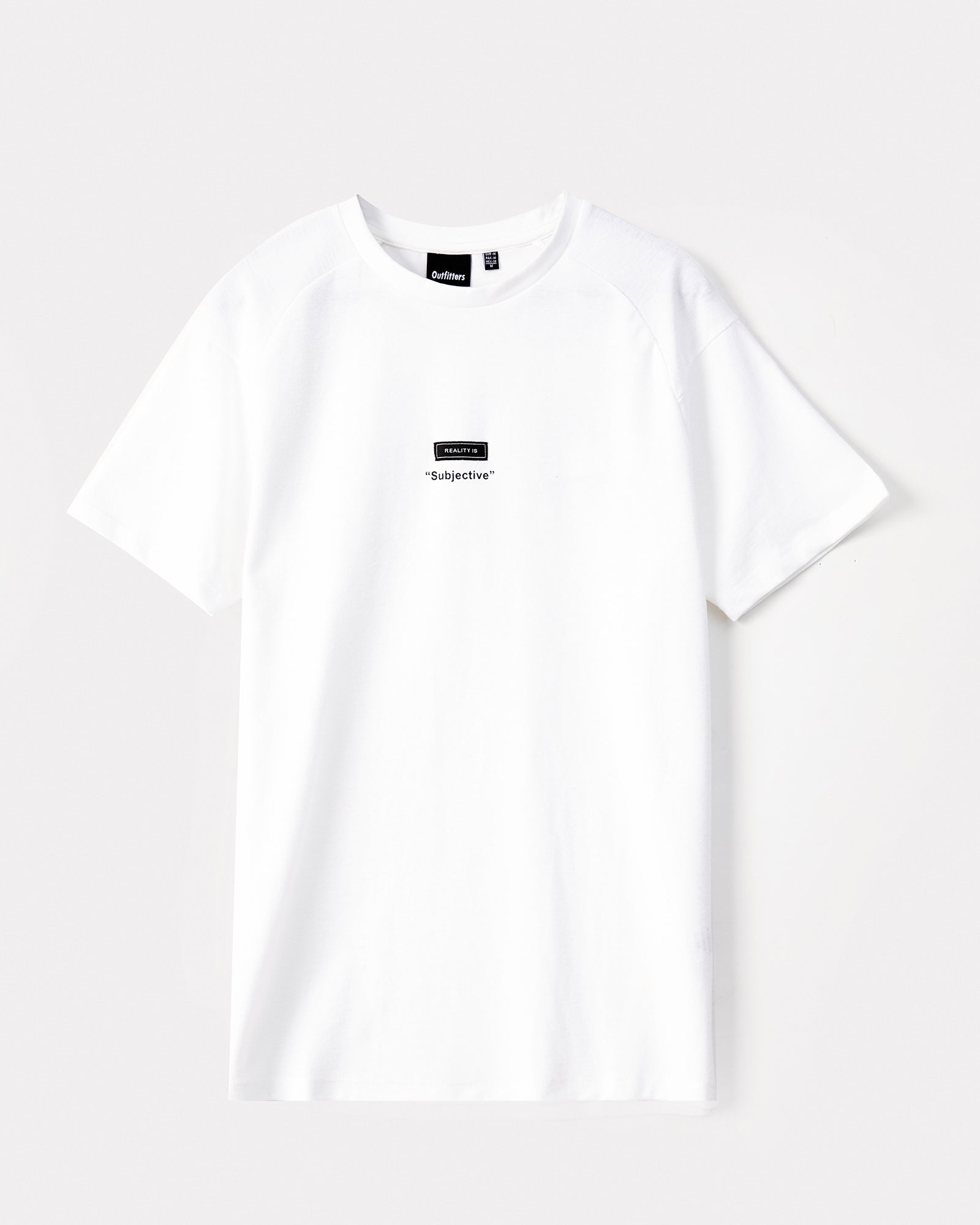 Reality is Subjective Textured Tee