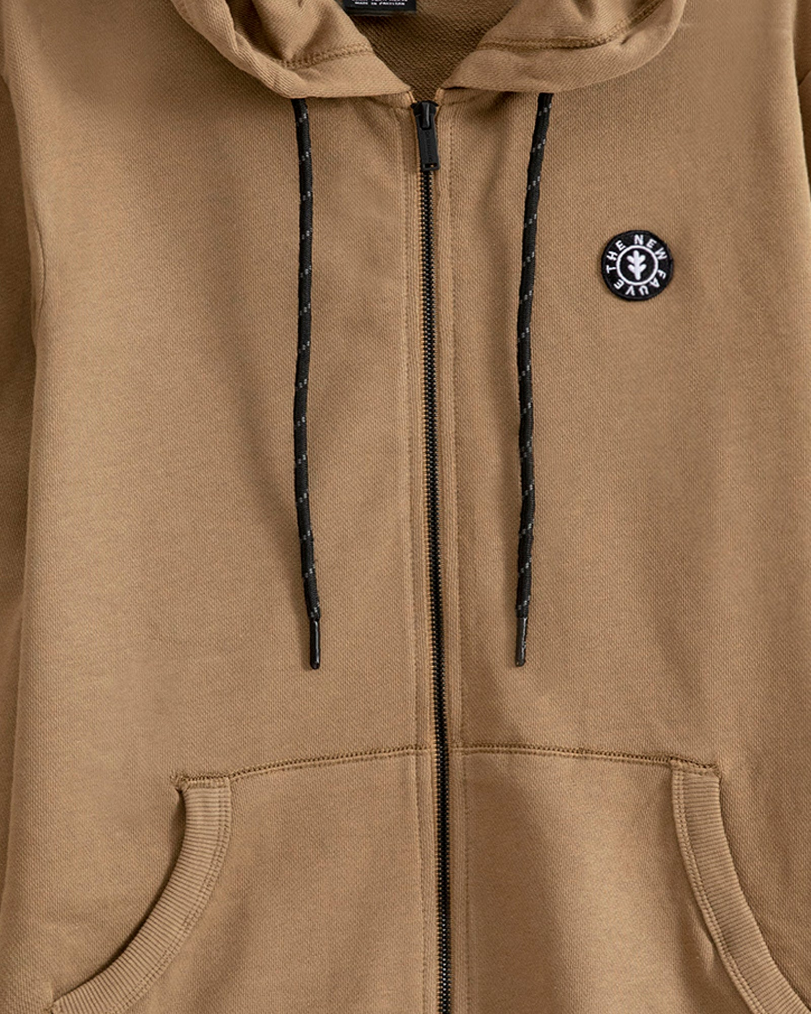 Hoodie with Embroidered Detail