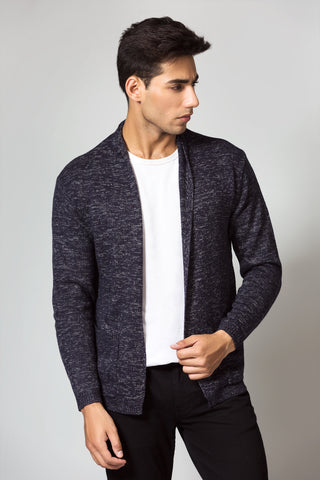 Relaxed Fit Full Sleeves Sweater