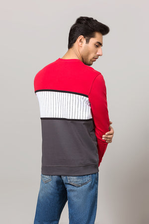 Long Sleeves Sweatshirt