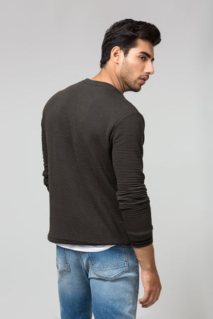 Regular Fit Crew neck sweatshirt